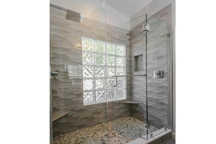 bathroom shower remodel,