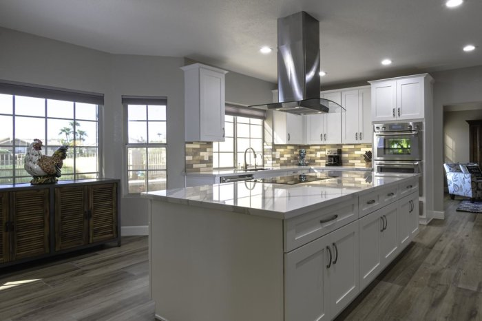 Beautiful Modern Kitchen Remodel in the East Valley By Weeks and Mitchell