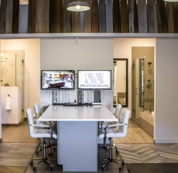 Weeks and Mitchell Remodel Design Center Showroom Phoenix