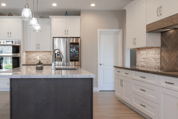 Modern Kitchen Upgrade and Remodel - Weeks and Mitchell
