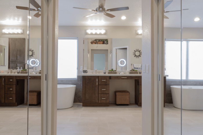 Luxury Bathroom Remodeling Ahwatukee AZ - Weeks and Mitchell