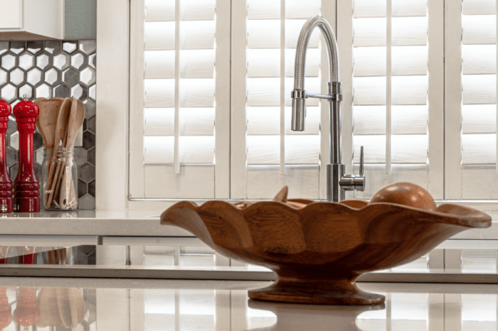 Stainless Steel Faucet Upgrade - Kitchen Remodeling Contractor Ahwatukee