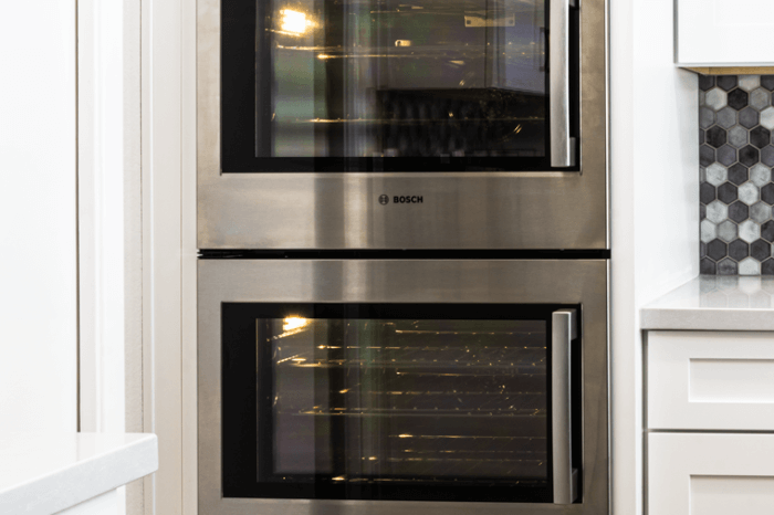Duel Oven Upgrade - Kitchen Remodeling Ahwatukee