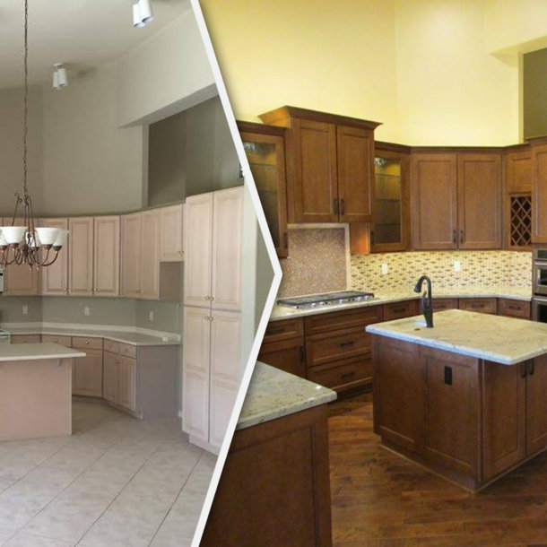 Kitchen Remodeling Ahwatukee Phoenix Arizona Weeks Mitchell
